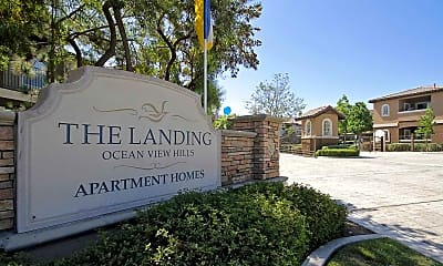 Community Signage, The Landing at Ocean View Hills, 2