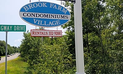 Brook Farm Village Condo Rentals, 1