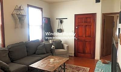 Living Room, 63 Webster Ave, 1