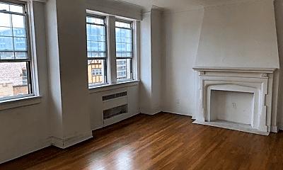 Living Room, 4601 Bayard St, 0