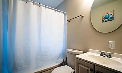 Bathroom, Room for Rent -  Bus Stop Right Across the Street, 1