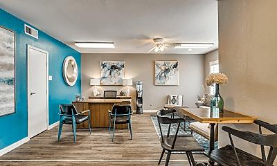 Dining Room, 1505 Exchange, 1