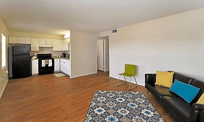 Greenway Apartments, 1