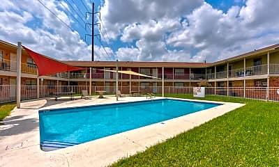 Pool, Hidden Orchid Apartments, 0