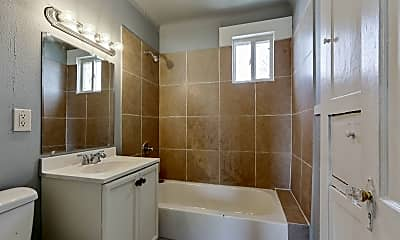 Bathroom, 4035 N Robertson St, 2