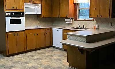 Kitchen, 206 Pine Lake Dr, 1