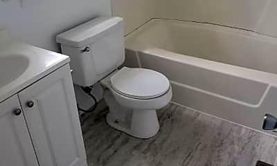 Bathroom, 1003 N Elm St, 2
