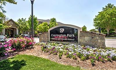 Community Signage, Carrington at Perimeter Park., 2