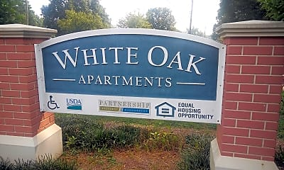 White Oak, 1