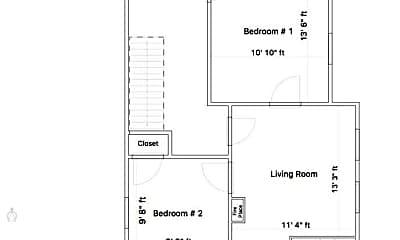 Building, 1329 Milton St, 1