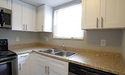 Kitchen, Worthington Meadows, 1