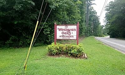 Wesleyan Oaks Apartments, 1