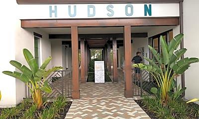 HUDSON AT EAST, 1