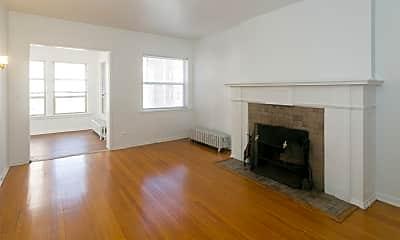 Living Room, Harper Court Apartments, 0
