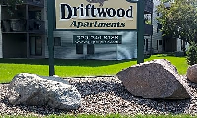 Driftwood Apartments, 1