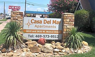 Casa Del Mar Apartments, 1