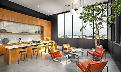 Dining Room, The Line Lofts, 0