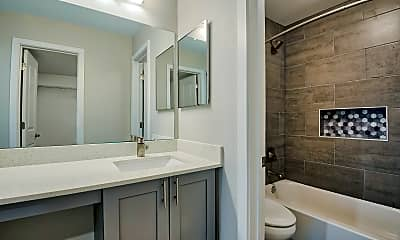 Bathroom, The Point at Cypress Woods, 2