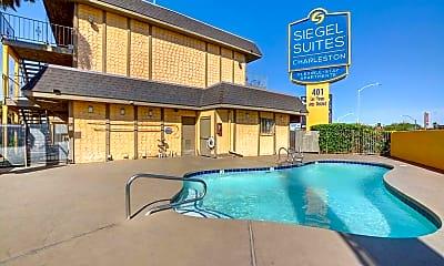Pool, 401 E Charleston Blvd, 1