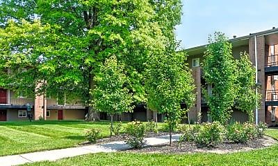 Building, Westerville Park Apartments, 2