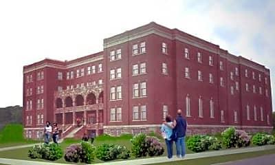 Building, 600 Altamont St, 0