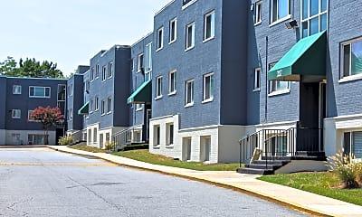 Regency Court Apartments, 2