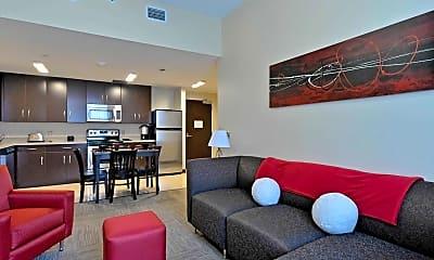 Living Room, Wolf Ridge at NC State, 0