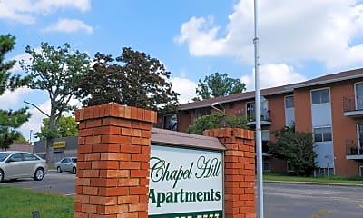 Chapel Hill Apartments, 1