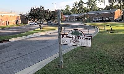 Palmetto Terrace, 1