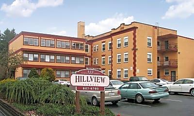 Building, Hillview Terrace Apartments, 0