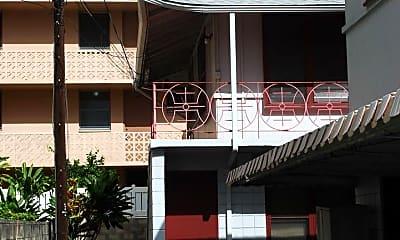 Building, 1454 Kinau St, 2