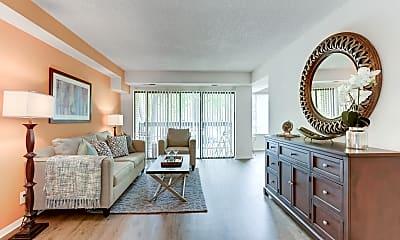Living Room, Vistas at Annandale, 1
