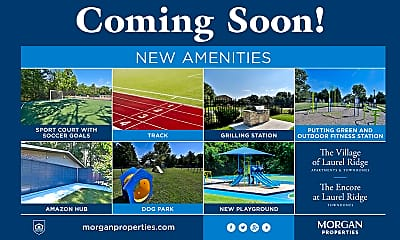 Community Signage, Villages at Laurel Ridge & The Encore Apartments & Townhomes, 0