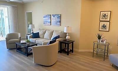 Living Room, 24752 Lakemont Cove Ln 101, 1