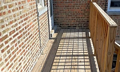Patio / Deck, 6100 S Green St, 2