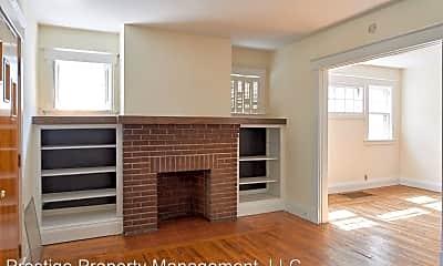 Living Room, 637 Probasco St, 1