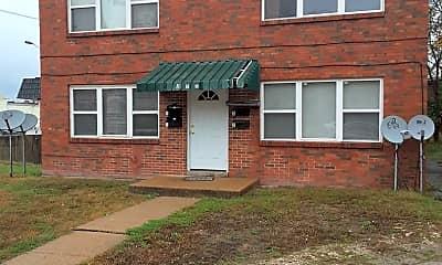 Building, 211 E Ashley St, 1