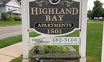 Highland Bay Apartments, 1