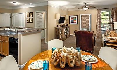Dining Room, MAA Lake Lanier, 1