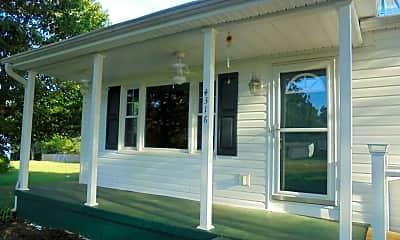 Patio / Deck, 4316 Pinewood Terrace, 0