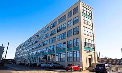 Building, 1 Fitchburg St, 2