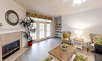 Living Room, 10901 Burnt Mill Rd, 1