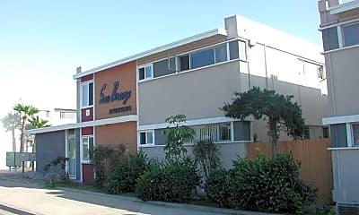 Building, Sea Breeze Apartments, 0