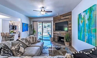 Living Room, 841 Camino Corrida, 1