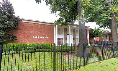 Building, 210 S McLean Blvd, 2