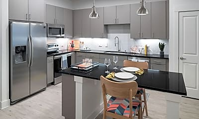 Kitchen, Alexan Legacy Central, 0
