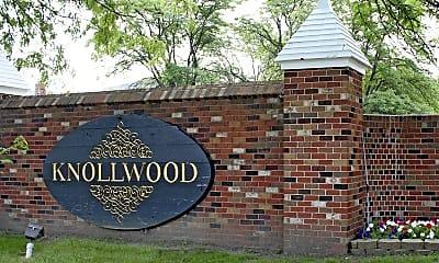 Community Signage, Knollwood Village Apartments, 2