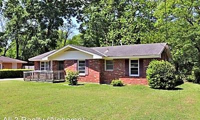 Building, 3926 Fairfield Dr, 1
