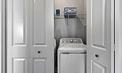 Bathroom, Plaza Dr  (End Unit), 2