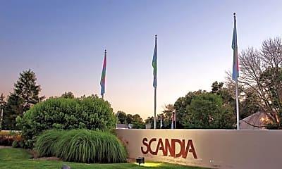 Community Signage, Scandia, 1